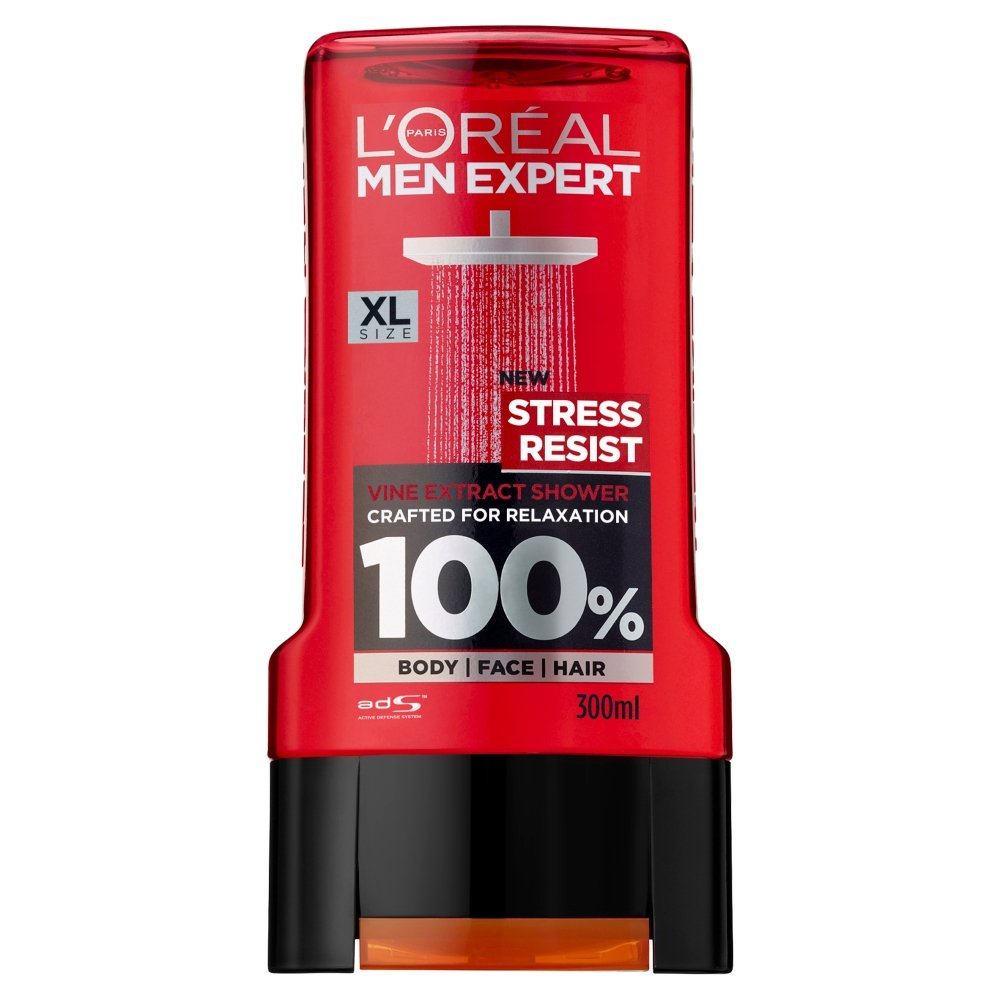 L'Oreal Men Expert Stress Resist Shower Gel