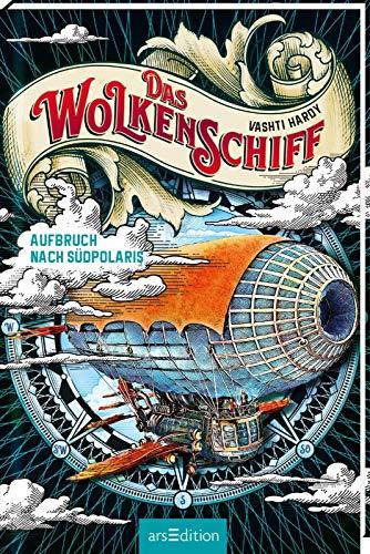 Buchseite und Rezensionen zu 'Das Wolkenschiff: Aufbruch nach Südpolaris' von Vashti Hardy