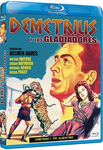 Demetrius Y Los Gladiadores Bd (Blu-Ray) (Import) (2014) Victor Mature,Sus