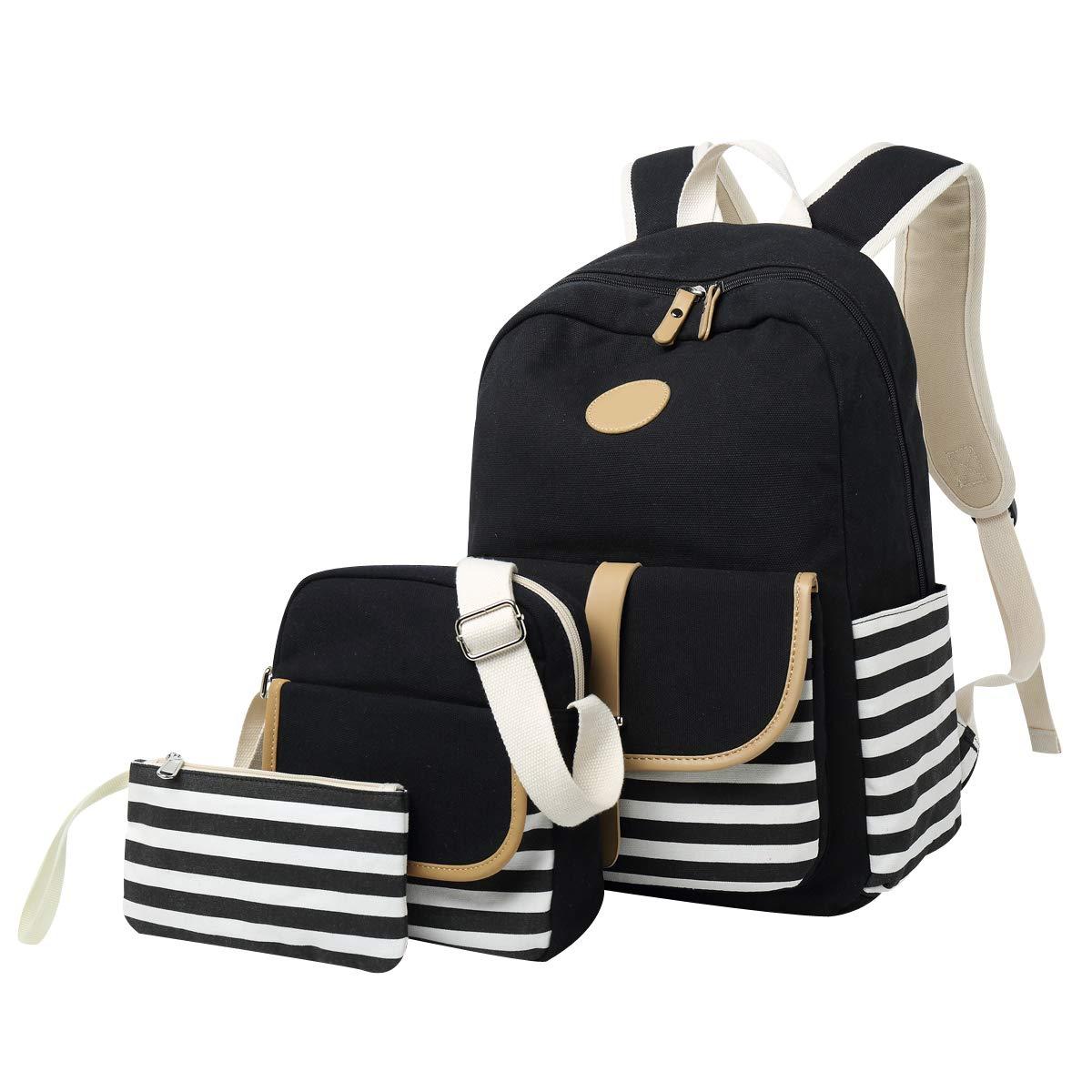 Mujeres Unicornio Escuela Informal Mochila Escolar Para Niñas Adolescentes Bolsa de ordenador portátil