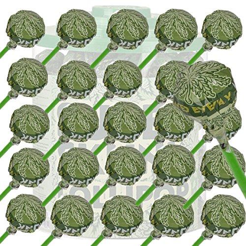ollies Cannabis Aroma Lutscher Legal Lolly Lollipops JGA 10 ()