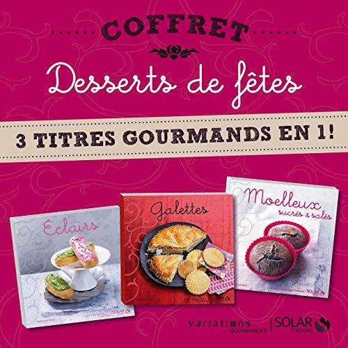 Read Coffret Desserts de fêtes pdf epub