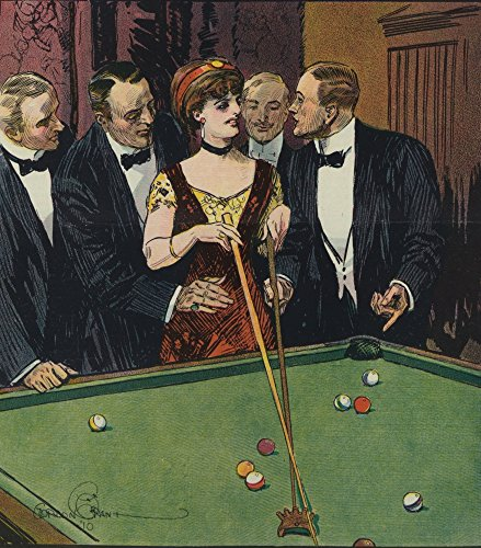 Gordon Grant - Puck Magazine 1910 The Bridge Crush Kunstdruck (45,72 x 60,96 cm) (Bridge-magazin)