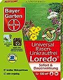 Bayer Garten Universal Rasenunkrautfrei Loredo Rasen-Unkrautvernichter, Beige, 20 ml