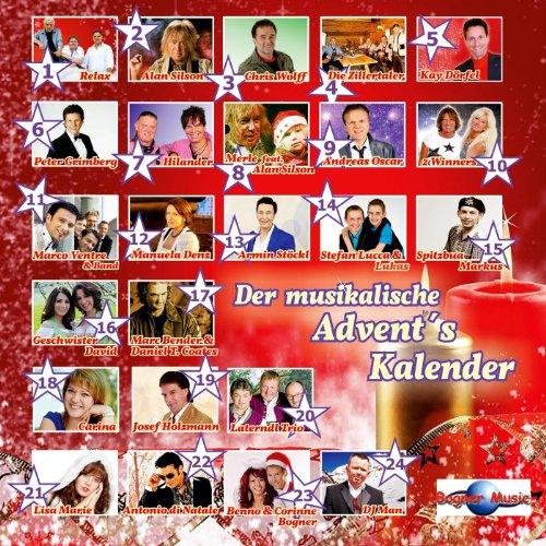 Der musikalische Advents Kalender