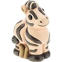 THUN - Soprammobile Minianimale Zebra - Accessori per la Casa da Collezionare - Linea Tropicale - Formato Mini…