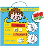 Fiesta Crafts Horrid Henry Calendar Magnetic Activity Chart- Small