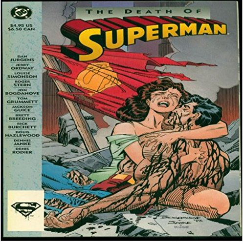 Preisvergleich Produktbild Death of Superman (Superman (DC Comics))