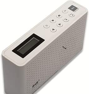 Red Opticum Ton4 Dab Internet Ukw Radio Weiß Mit Bluetooth Funktion Wlan 2 Zeiliges Display Kopfhörerausgang Heimkino Tv Video