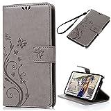 Mavis's Diary Samsung Galaxy Note 3 Hüllen Grau Drucken