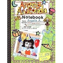 Angela Anaconda: My Notebook by Kent Redeker (2001-03-01)