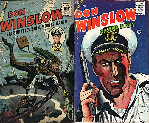 don-winslow-of-the-navy-issues-70-and-71-navy-ace-star-of-television-movies-and-radio-golden-age-dig