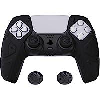 PlayVital Cover Grip Silicone Separabile per PS5 Controller Custodia Skin Protettiva Antiscivolo per Dualsense Joystick…