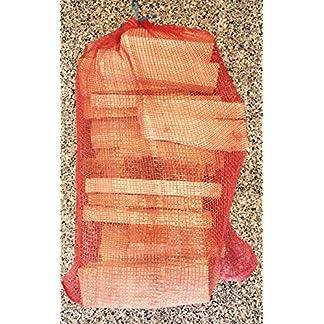 10Bolsas de leña de de haya/Fresno 18kg al 'origine