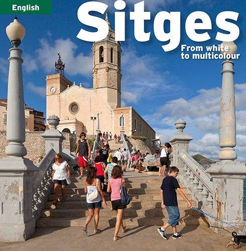 Sitges: From white to multicolour (Sèrie 4) por Ricard Pla Boada