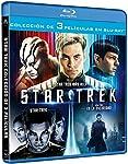 Trilogía Star Trek Blu-ray