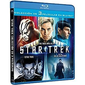 Trilogía - Star Trek Blu-ray