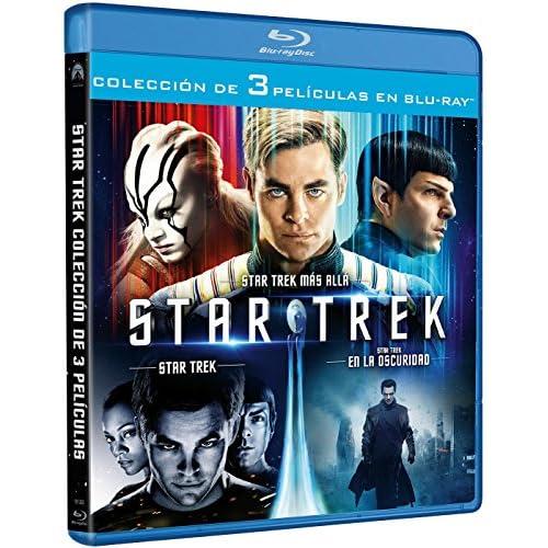 Star Trek (Trilogía) [Blu-ray] 1