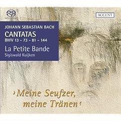 Herr, wie du willt, so schick's mit mir, BWV 73: Recitative: Ach, unser Wille bleibt verkehrt (Bass)