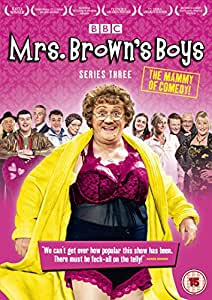 Mrs Brown's Boys - Series 3 [DVD] [2012]