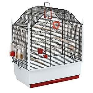 ferplast villa cage oiseaux animalerie. Black Bedroom Furniture Sets. Home Design Ideas