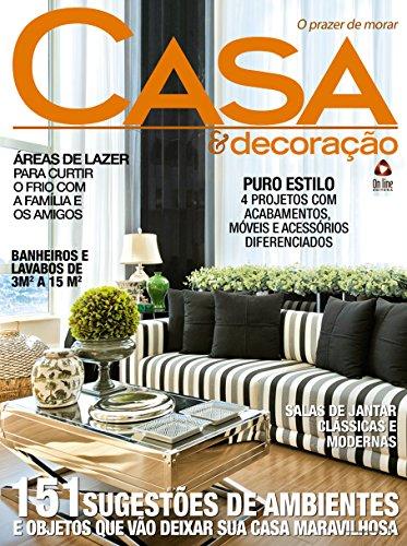 Casa & Decoração ed.102 (Portuguese Edition) por On Line Editora
