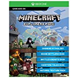 Xbox One S 500GB Console - Minecraft Complete Adventure Bundle