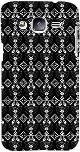 PrintVisa Pattern Art Design Case Cover for Samsung Galaxy J2