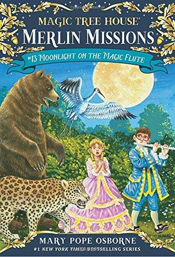 Moonlight on the Magic Flute (Magic Tree House Merlin Mission)