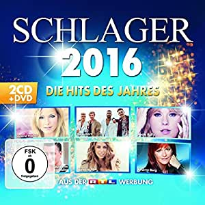 Schlager 2016 - Die Hits des Jahres