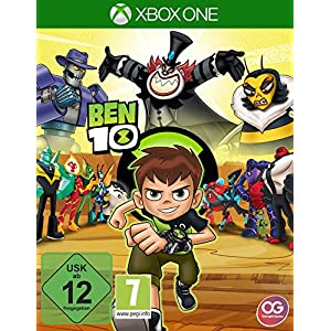 Ben10 Konsolenspiel, Standard [Xbox One]