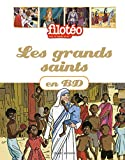 Les grands saints en BD