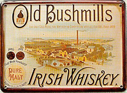 mini-bushmills-nostalgic-irish-whiskey-old-usine-11-x-8-cm