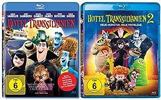 Hotel Transsilvanien 1+2 im Set - Deutsche Originalware [2 Blu-rays]