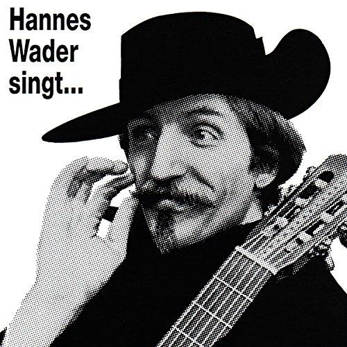 Hannes Wader singt eigene Lieder