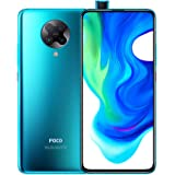 "Xiaomi Poco F2 Pro 8GB 256GB 5G Smartphone 64MP Quad Camera Qualcomm Snapdragon 865 Octa-Core 6.67""FHD NFC Telefono Cellulare(Blu)"