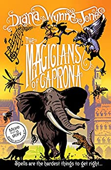 The Magicians of Caprona (The Chrestomanci Series, Book 2) by [Jones, Diana Wynne]
