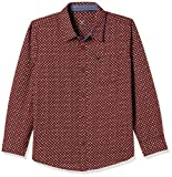 Allen Solly Junior Boys' Polka Dot Cotton Shirt