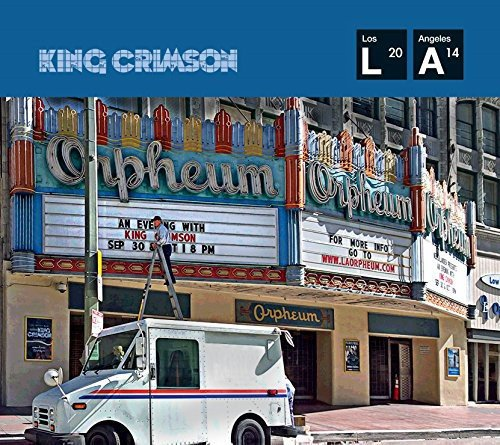 King Crimson: Live at the Orpheum (200g.Ltd Vinyl) [Vinyl LP] (Vinyl)