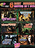 6 HORROR MOVIES IN 1 DVD (VOL.1) BHOOTON...