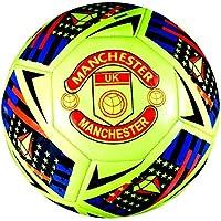 Spedster 2018-2019 Manchester - Balón de fútbol (edición limitada, tamaño 5,4,3), diseño de balón de fútbol, 5
