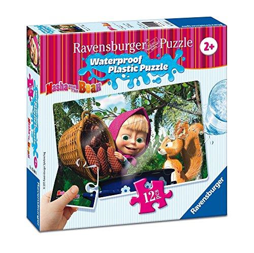 Ravensburger 05604 - Plastic Puzzle Masha e Orso