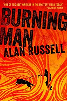 Burning Man (A Gideon and Sirius Novel Book 1) (English Edition) von [Russell, Alan]
