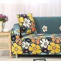 iShine Sofa Überwürfe Sofabezug mit Stretch Elastische Sofabezug Slipcover Sofa Abdeckung in verschiedene Größe und Farbe von ishine auf Gartenmöbel von Du und Dein Garten