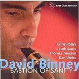 Songtexte von David Binney - Bastion of Sanity