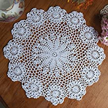 Napperon dentelle - Napperon dentelle crochet ...