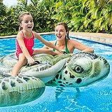 Intex Realistisch Aufblasbar Meeresschildkröte Rutscher 1.91m x 1.7m Schwimmbad Strand Spielzeug