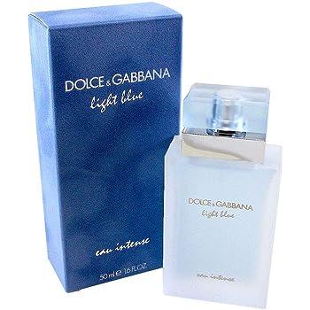 cc05acf2c8129 D G D G Light Blue Eau Intense(W) Edp 50 Ml X  Amazon.co.uk  Beauty