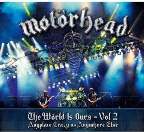 Motörhead - The Wörld is Ours, Vol. 2 (1 DVD + 2 Audio-CDs)