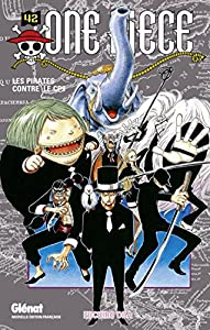 One Piece Edition originale Les pirates contre le CP9